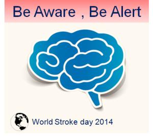 Be Aware Be Alert - Brain Stroke