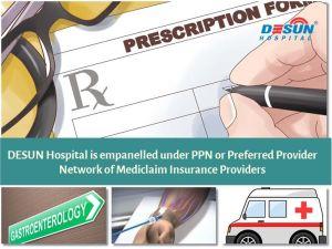 Desun Hospital (PPN) cashless mediclaim hospital admission kolkata 24 hours - Angioplasty Heart PTCA Bypass