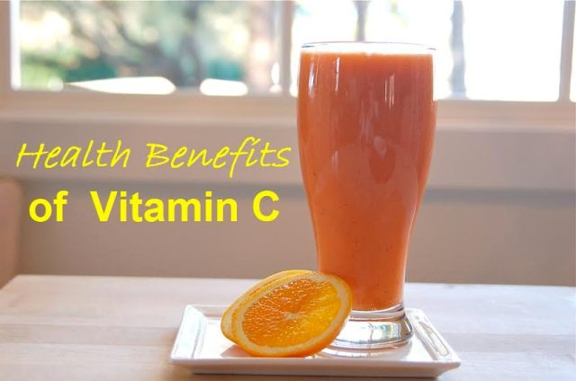 Vitamin C - Health Benefits and Importance
