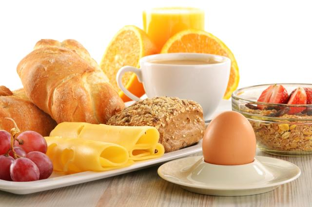 Breakfast is Good for Your Heart